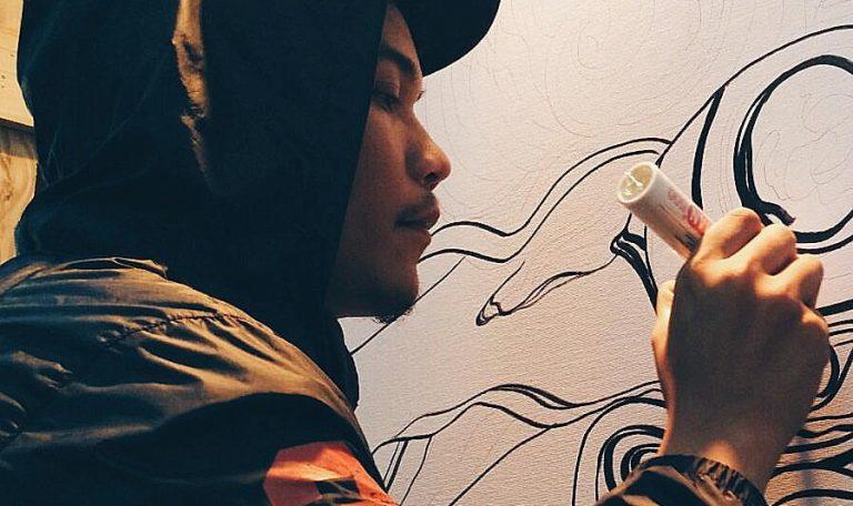 seniman muda